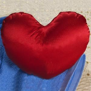 Мягкое сердце своими руками фото
